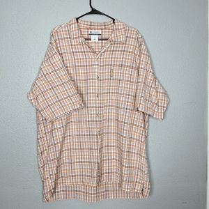 Columbia Button Up Flannel